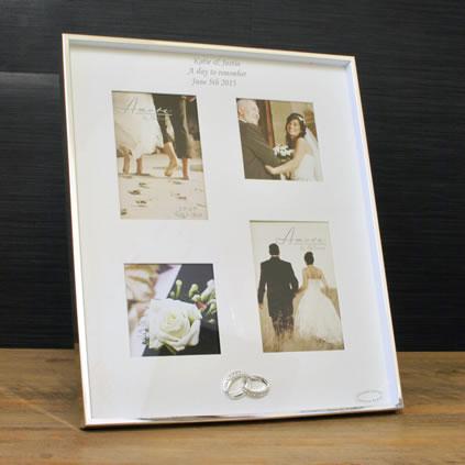 Personalised Wedding Photo Frames - Keep It Personal