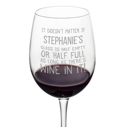 168bda42bb6 Personalised Wine Glasses Engraved By Keep It Personal