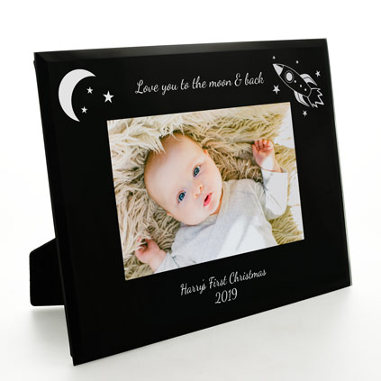 Personalised Photo Frames Engraved By KeepItPersonal.co.uk