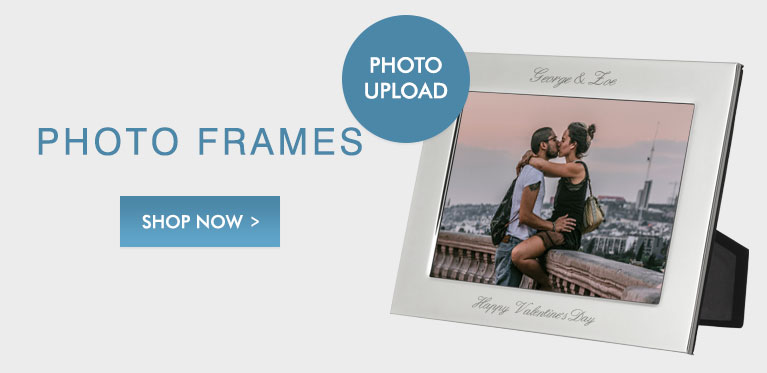 Personalised Photo Frames And Engraved Frames