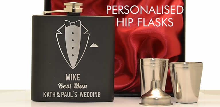 Best Man Gifts Personalised And Engraved