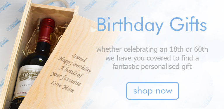 Personalised Birthday Gifts