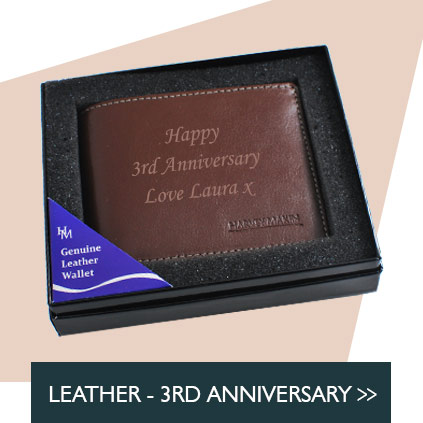 Leather Anniversary Gifts