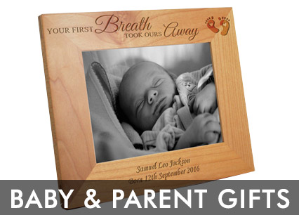 Baby And Parent Gifts