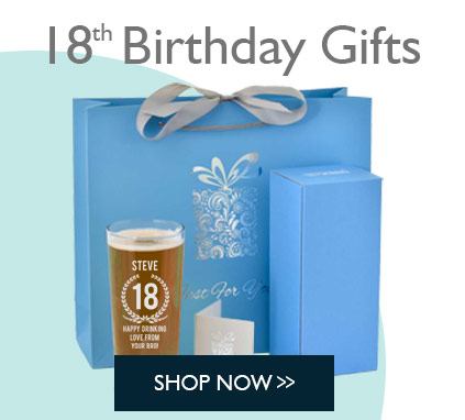 18th Birthday Gift Ideas