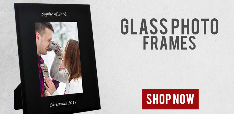 Personalised Glass Frames