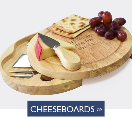 Personalised Cheeseboards