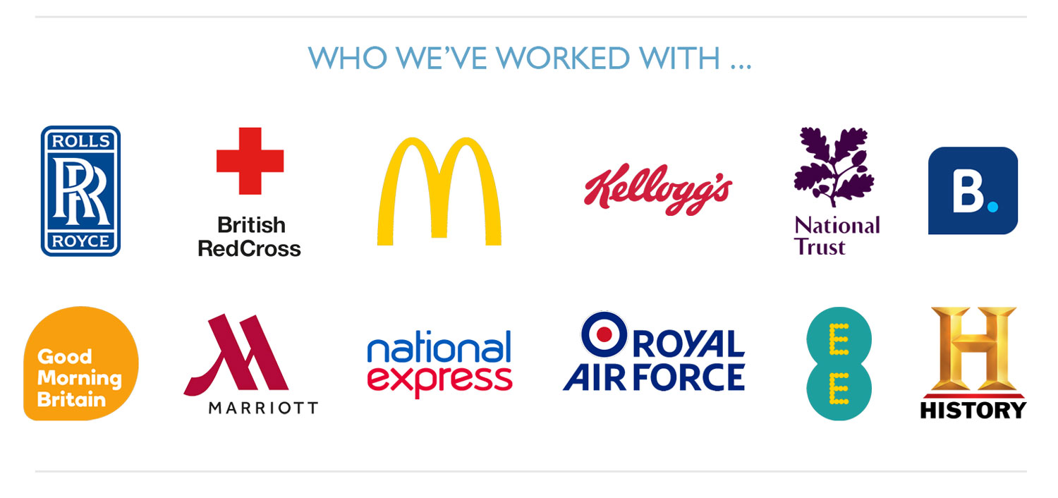 See some of the other companies we have worked with