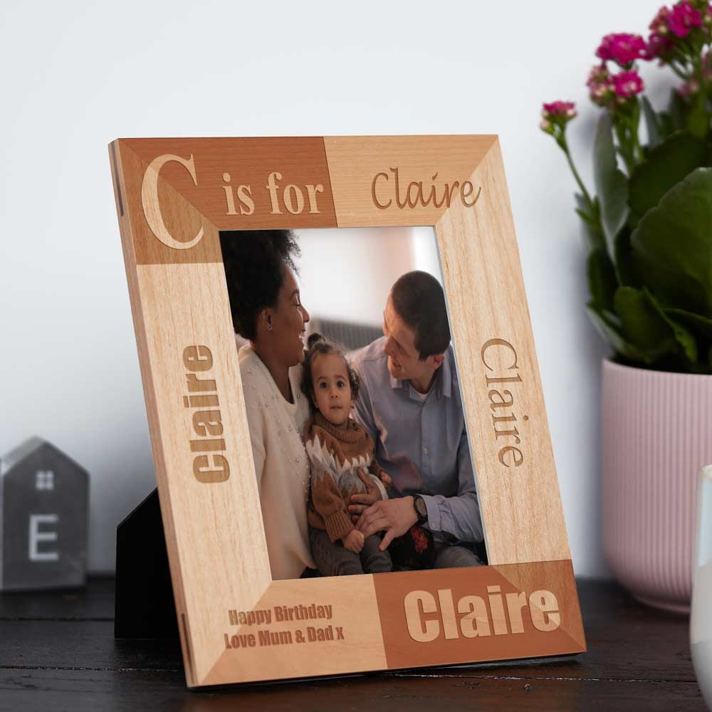Name Photo Frames - Click Image to Close