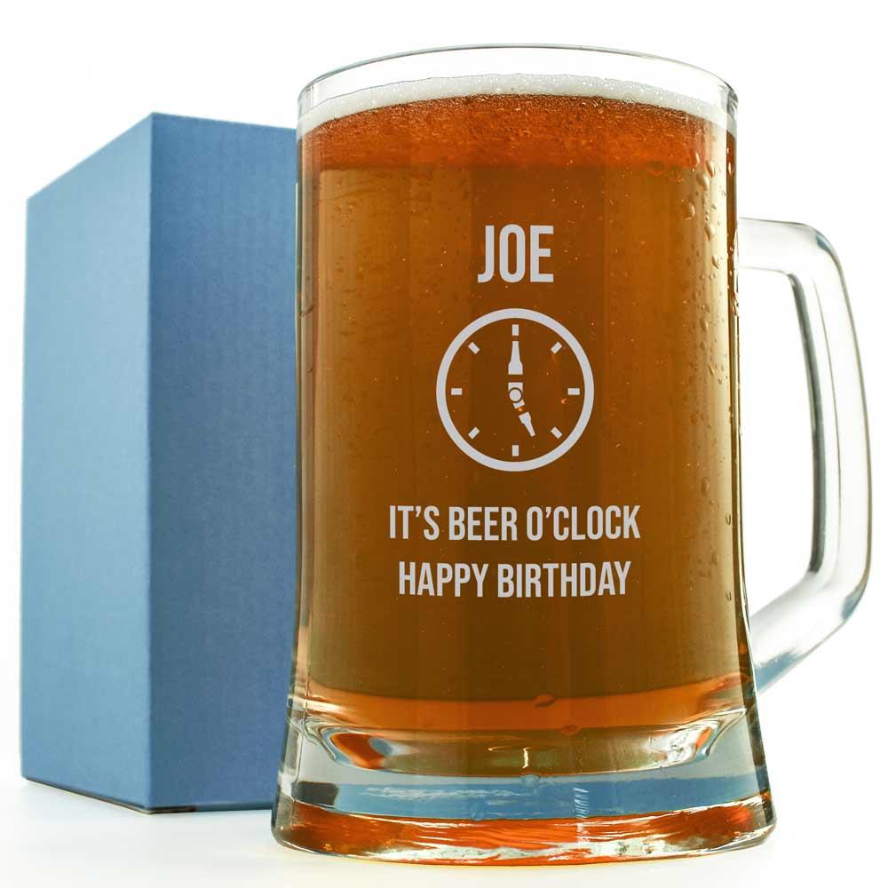 3b45c4801fd Beer O'Clock Tankard