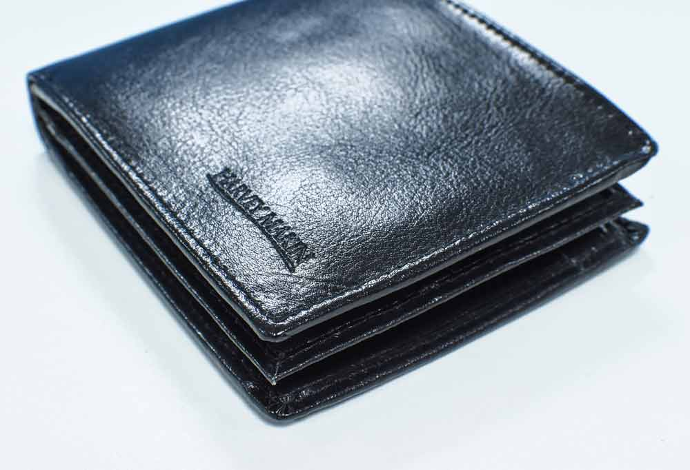 Daddy Since Personalised Leather Daddy Wallet 163 25 49