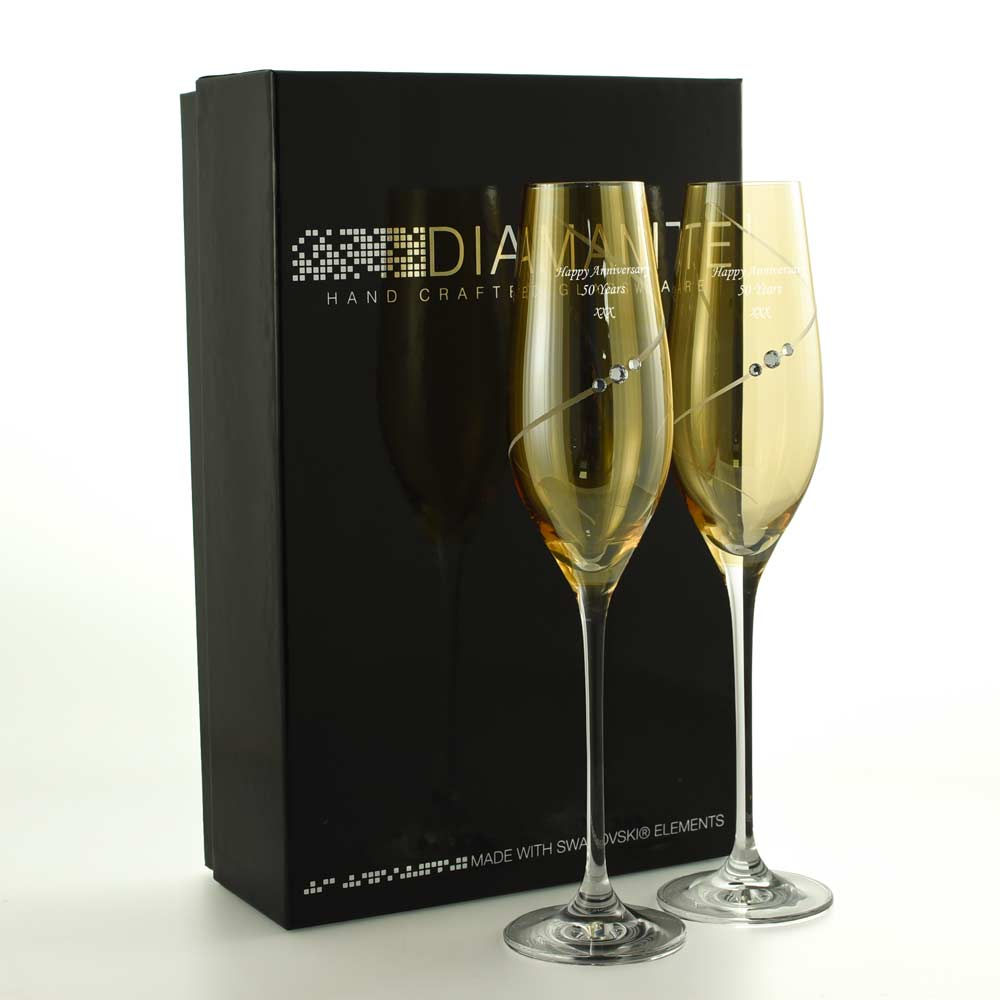 50th wedding anniversary gifts uk