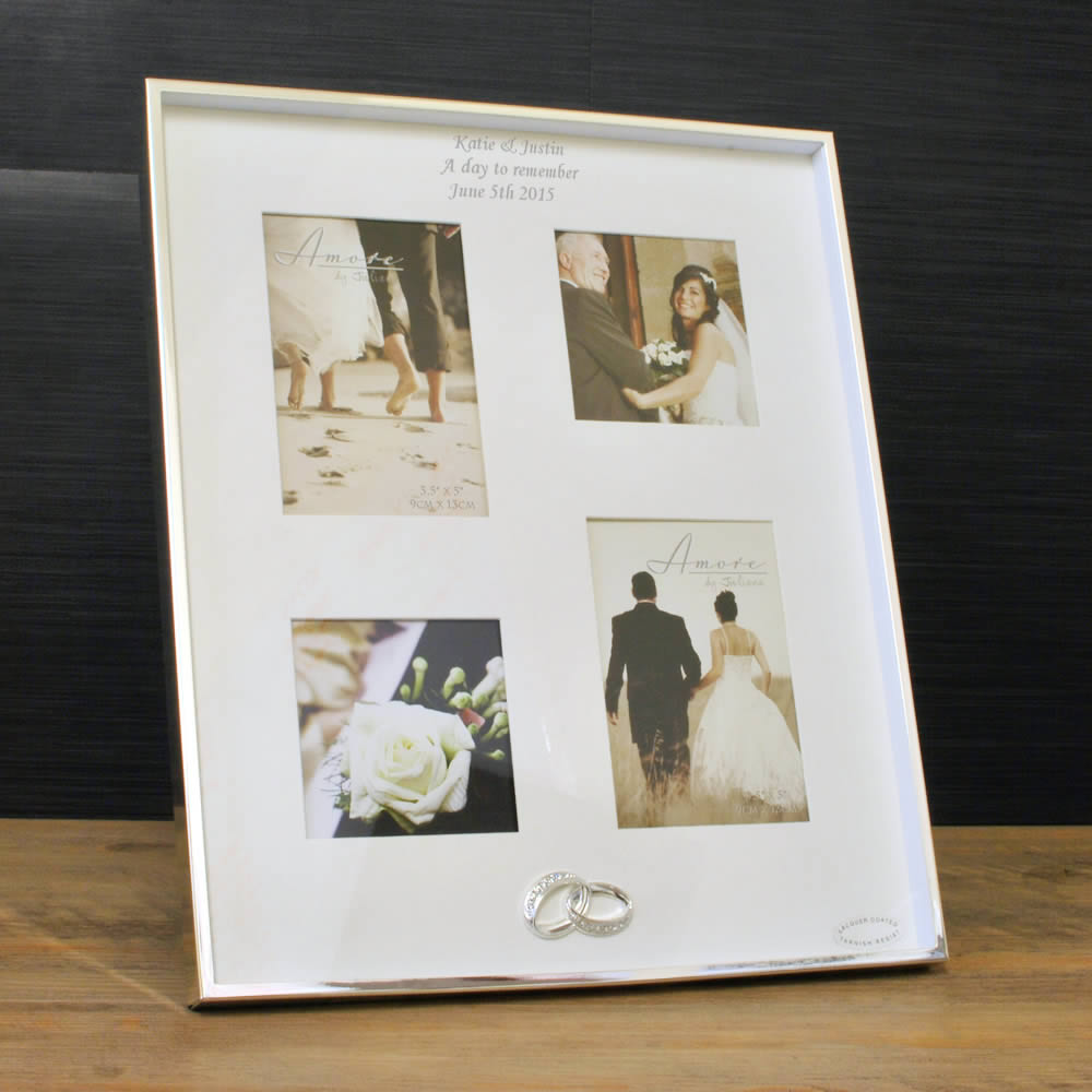 Fathers Day Collage Picture Frames