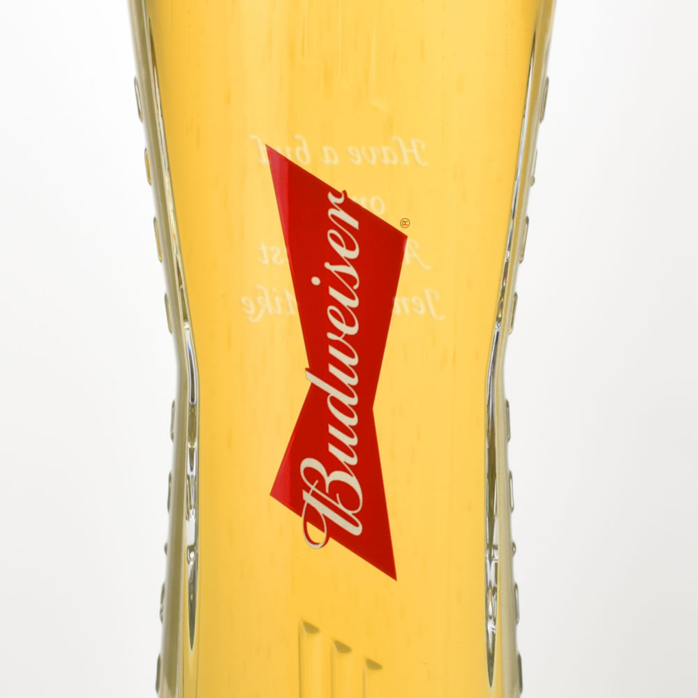 Budweiser Glasses For Sale