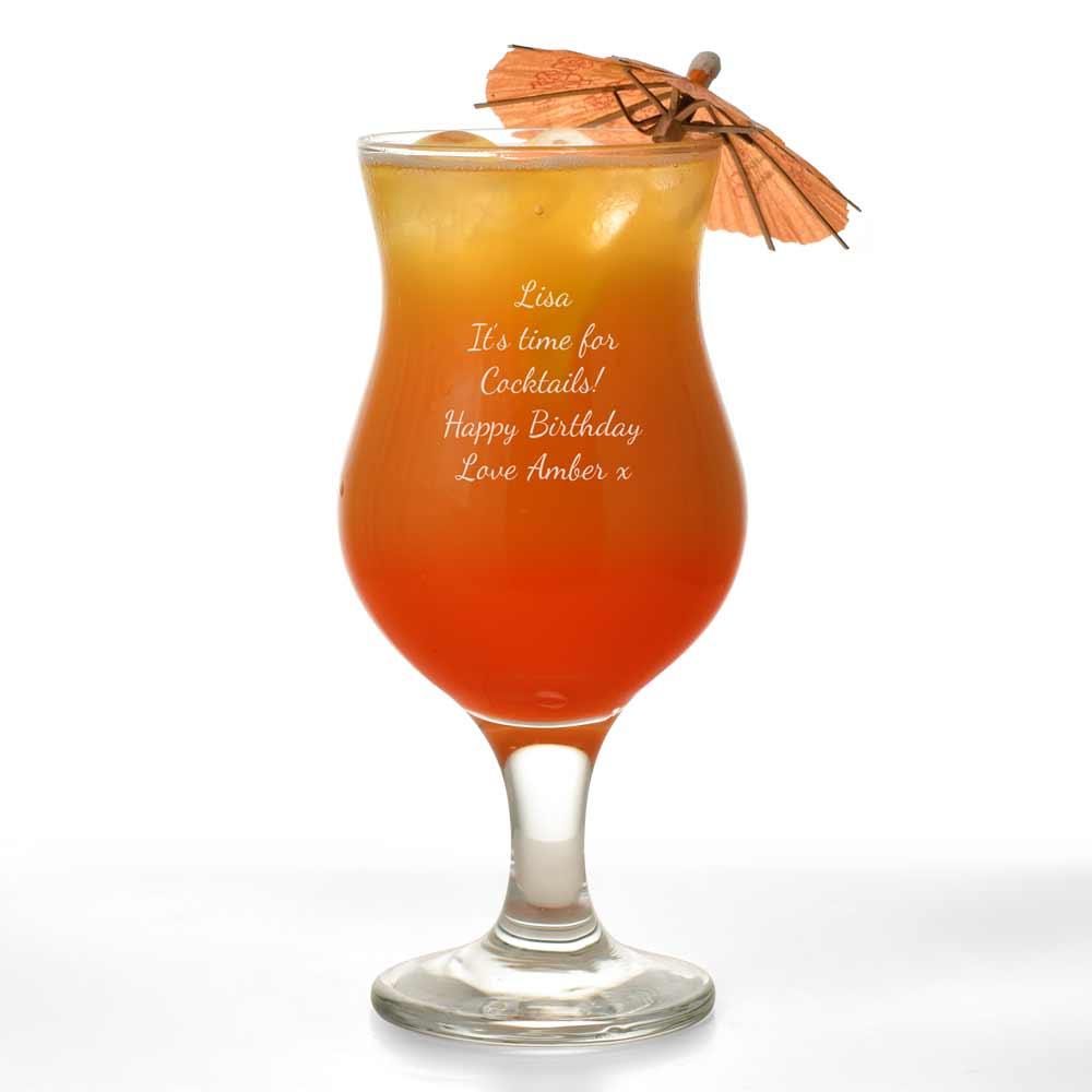 Engraved Cocktail Glasses Uk