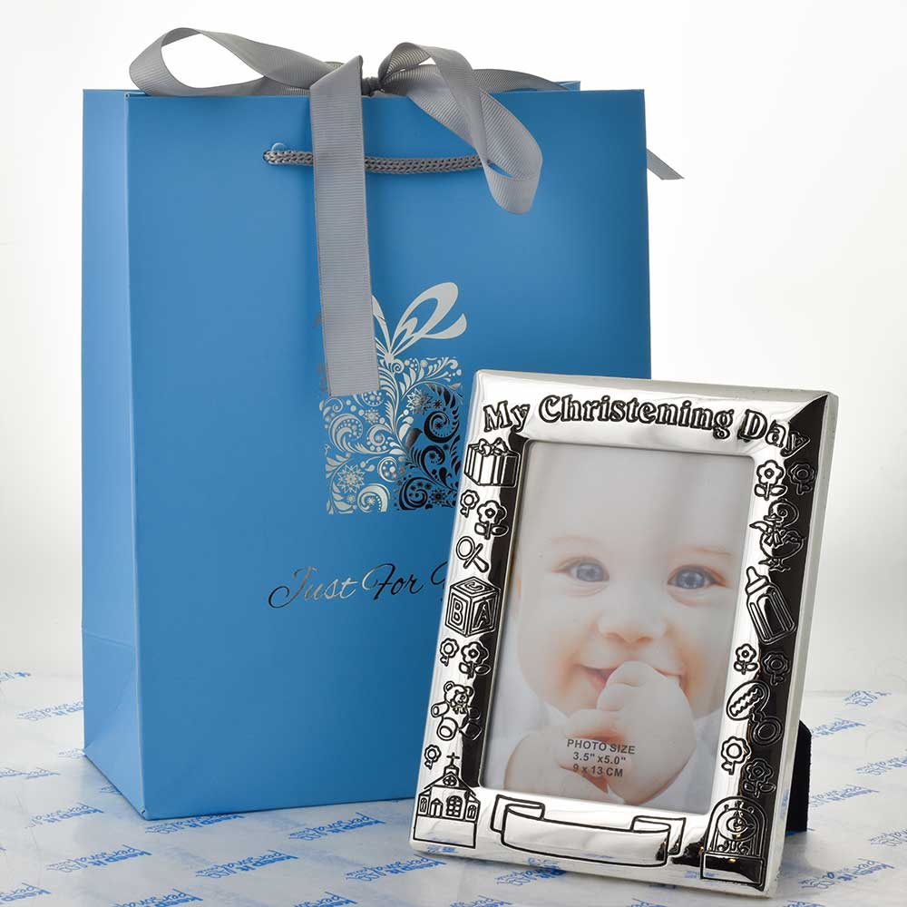 My Christening Day Personalised Photo Frame - christening-photo-frame_3_LRG