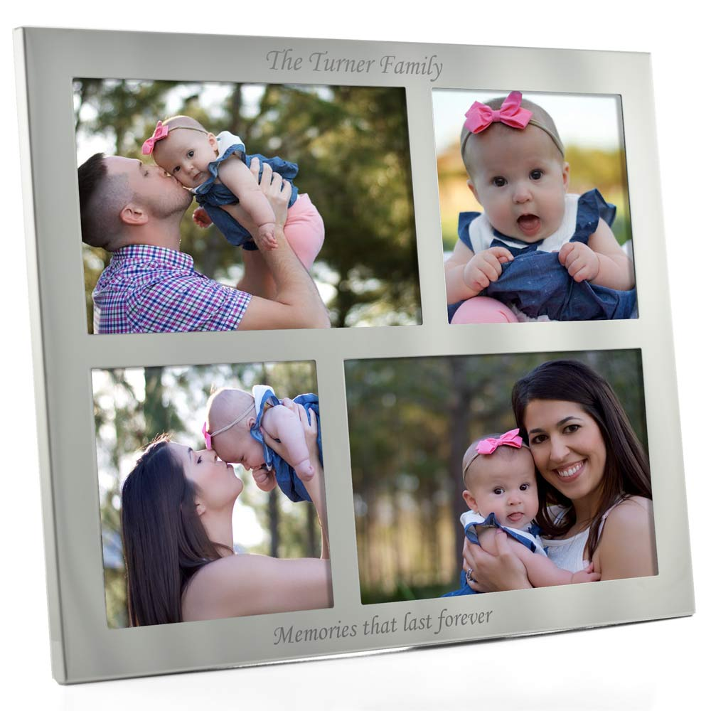 Personalised Gifts / Photo Frames / Collage Photo Frame Personalised