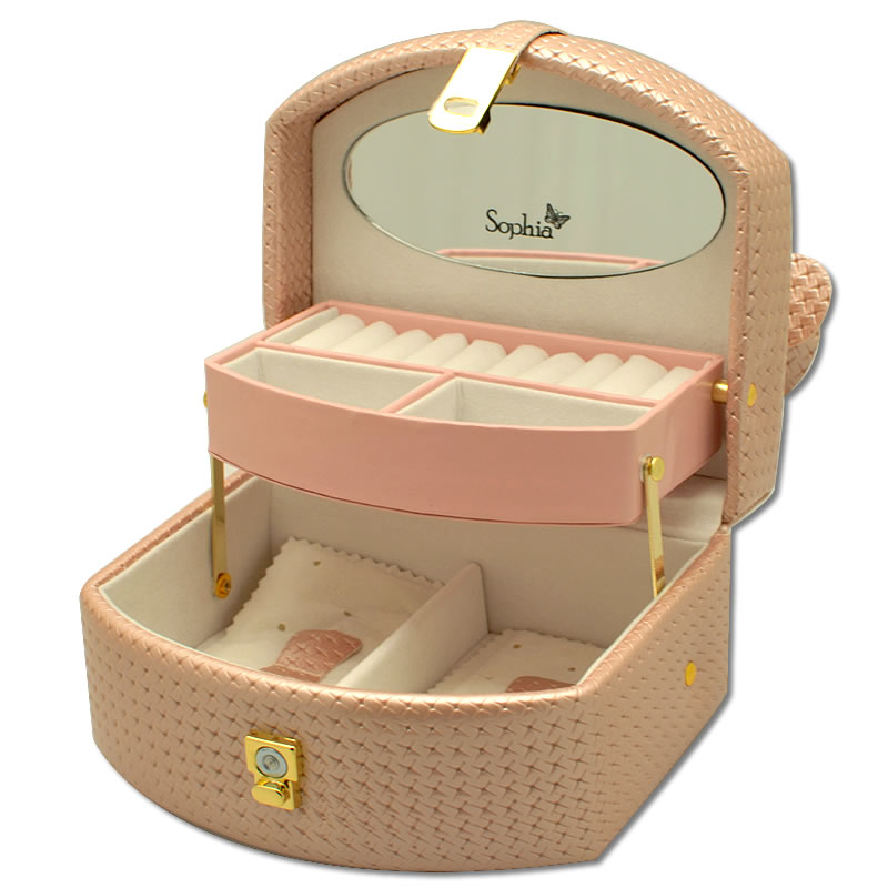 Sophia Personalised Jewellery Box Sophia Personalised