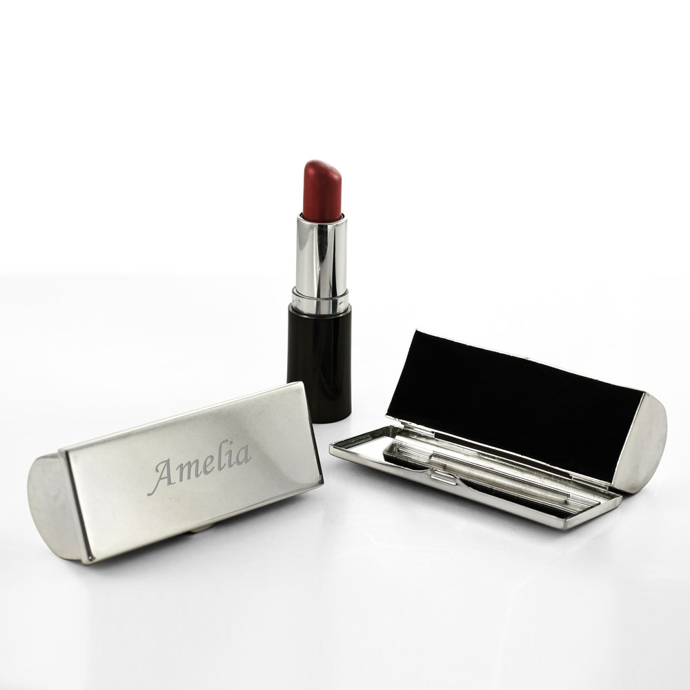 Personalised Lipstick Holder