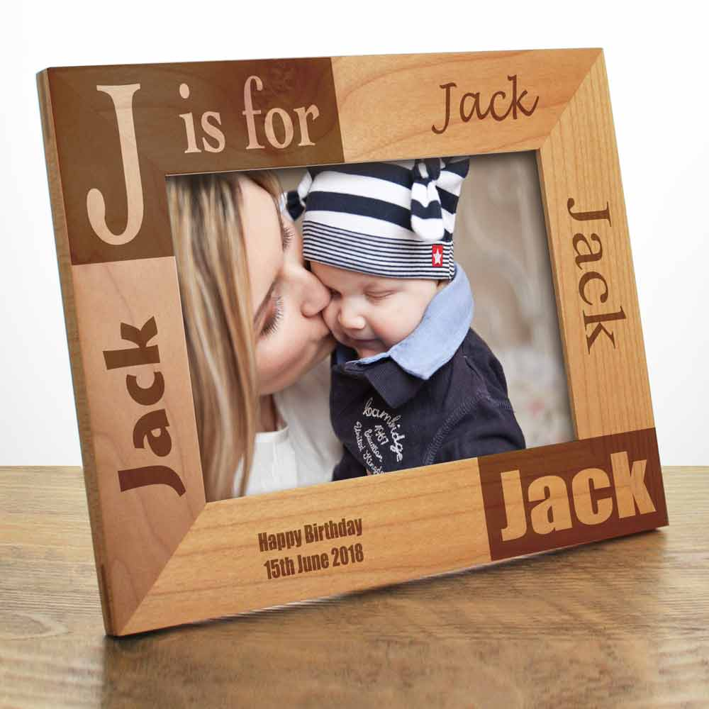 Name Photo Frames Personalised With Any Name