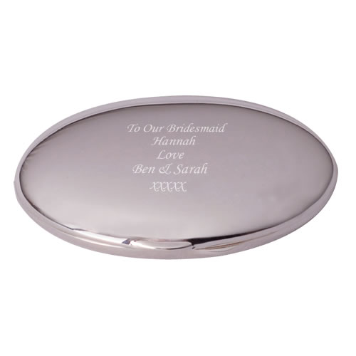 personalised compact mirror gift for mum. Black Bedroom Furniture Sets. Home Design Ideas