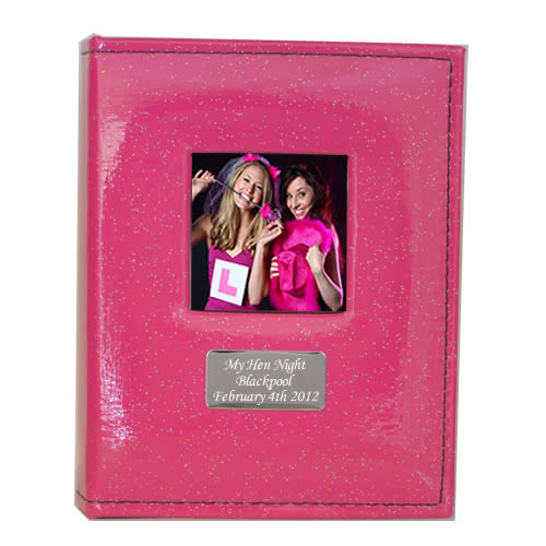 Personalised Hen Night Photo Album - Click Image to Close
