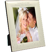 Sale On - Personalised Love Heart Photo Frame
