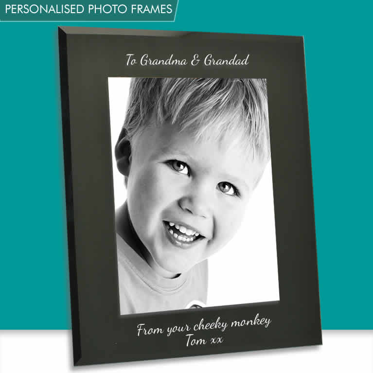 Personalised And Engraved Photo Frames