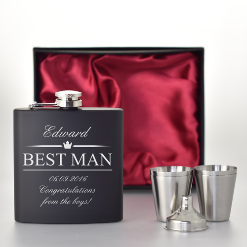 Wedding Gifts For Ushers And Best Man