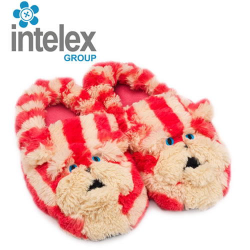 Wedding Gifts Next Day Delivery: Microwavable Bagpuss Slippers Next Day Delivery