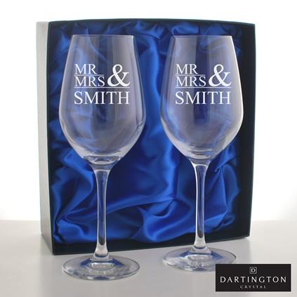 Engraved Champagne Glasses Australia