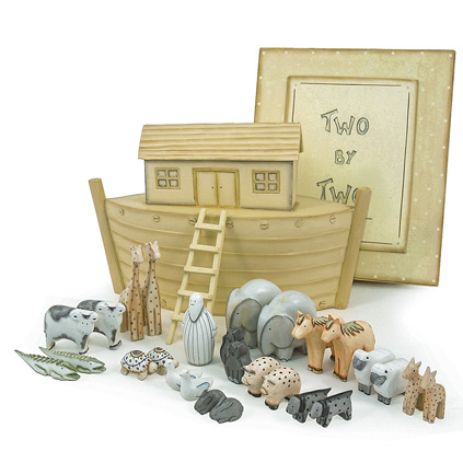 Noahs Ark Gift Set Personalised