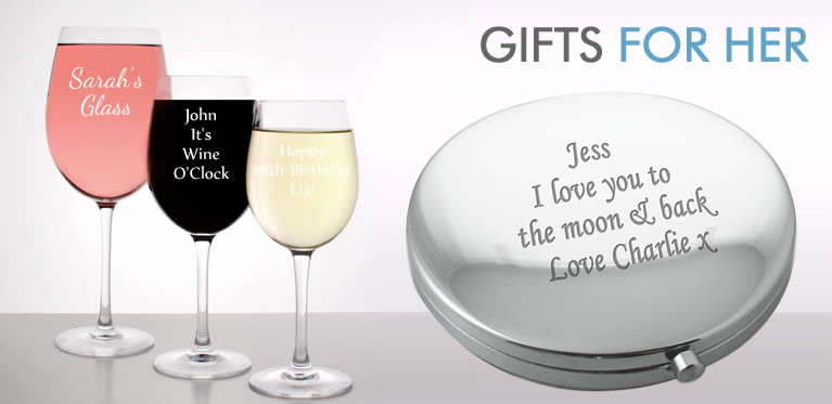 Personalised Gifts For Woman