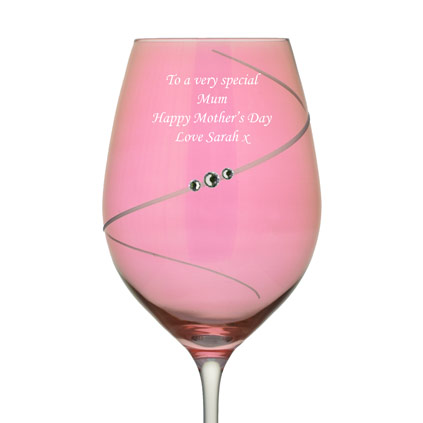 8a374cab32 Personalised Wine Glasses Engraved By Keep It Personal