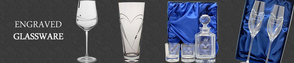 Engraved Glass